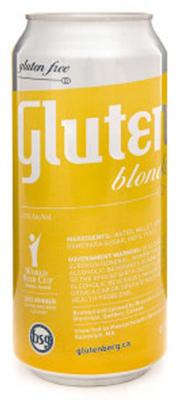 Untapped Trading Glutenberg Blonde Ale 1892ml
