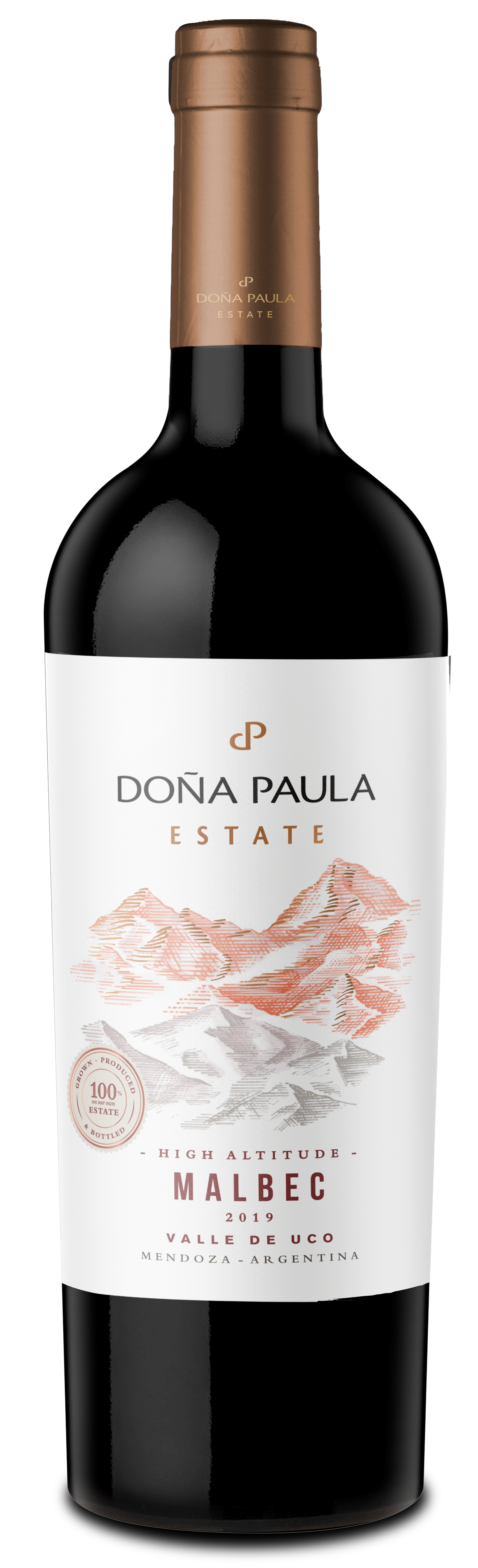 Dona Paula Estate Malbec 750ml