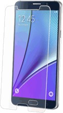 KEY  Samsung Galaxy Note 5 Screen Protector Glass Clear
