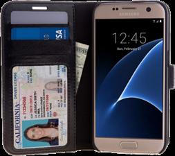 SKECH Galaxy S8+ Polo Book Case
