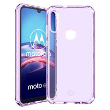 ITSKINS Moto E Spectrum Clear Case