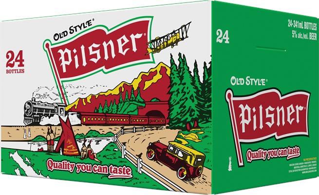 Molson Breweries 24B Pilsner 8184ml