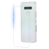 Case-Mate Lg Stylo 6 Protection Pack Tough Case And Glass Screen Protector