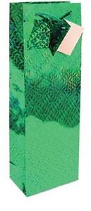 Smith & Doyle Holographic Green Gift Bag
