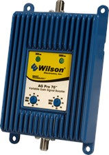 weBoost Wilson AG Pro 70 Adjustable gain Smart Tech signal booster