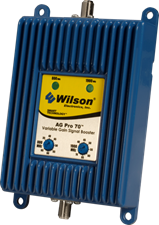 weBoost Wilson AG Pro 70 Adjustable gain Smart Tech signal booster