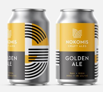 Nokomis Craft Ales Nokomis Golden Ale 1420ml