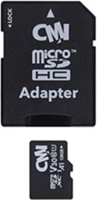 CMI Technology CoreMicro 128 GB MicroSD Card with SD Adapter