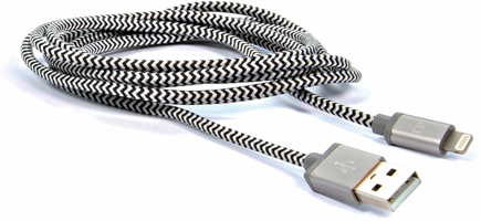 iQ Lightning Charge & Synchronize Cable 10ft-3M