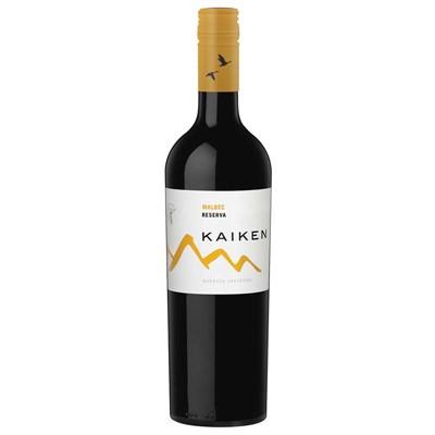 Trajectory Beverage Partners Kaiken Malbec Reserva 750ml