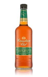 Beam Suntory Canadian Club Chairman's Select 100% Rye 750ml