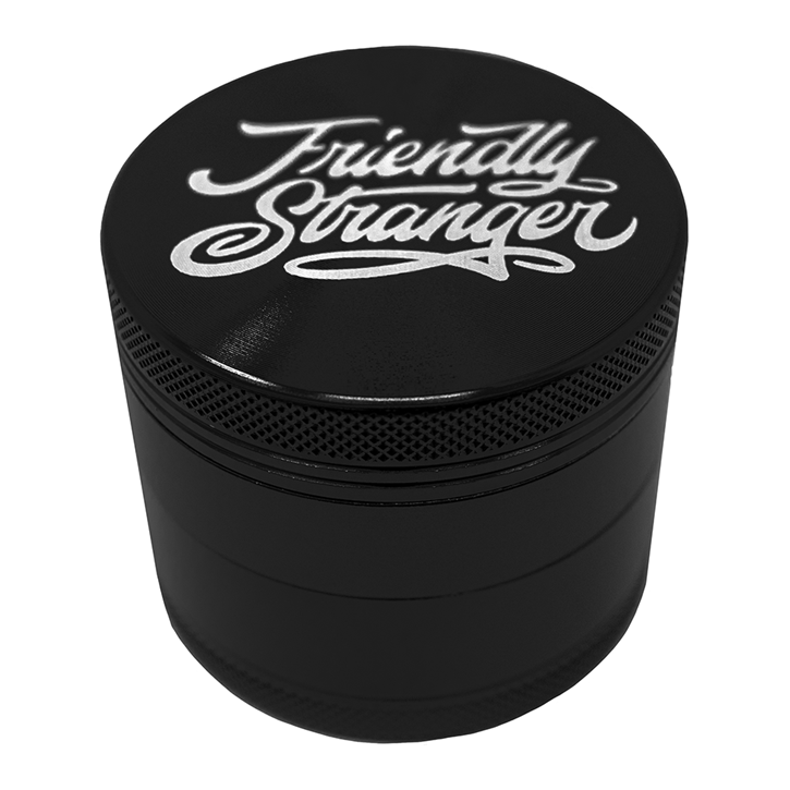 "Friendly Stranger, 4 Piece 2.2"" Grinder"