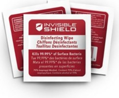 Zagg Invisibleshield Antimicrobial Wet Wipes