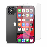 22 Cases - iPhone 12 Pro Max Glass Screen Protector