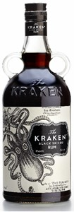 Proximo Spirits The Kraken Black Spiced Rum 750ml