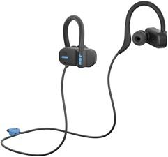 Jam Live Fast Sweat Resistant Bluetooth Sport In-Ear Headphones with Ear Hook
