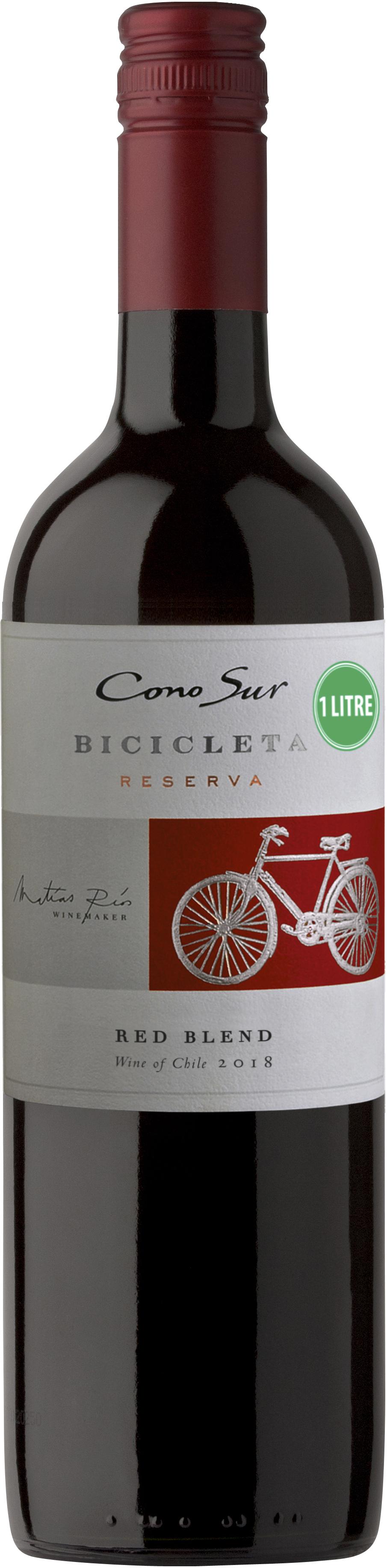 Cono Sur Bicicleta Red Blend 1000ml
