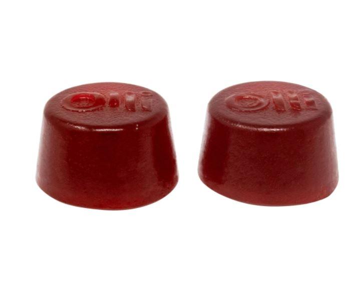 Strawberry Fruit CBD Chew - Olli - Gummies