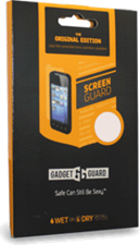 Gadgetguard Galaxy S4 Mini WetDry Screen Protector