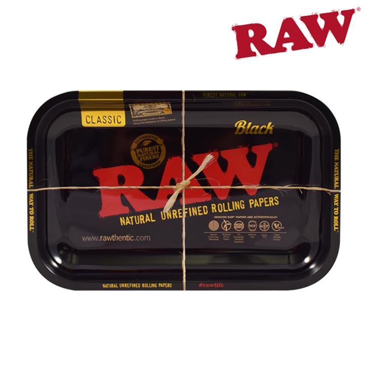 RAW, Black Rolling Tray
