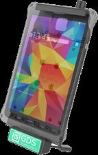 RAM Mounts Galaxy Tab 4 8.0 Dock w/ Audio Jumper and GDS
