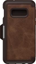 OtterBox Galaxy S10e Leather Strada Folio Series Case