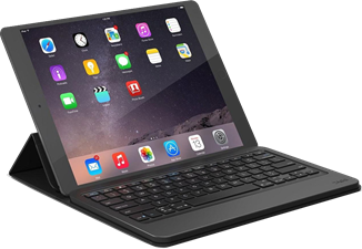 Zagg iPad mini 4 Messenger Folio Bluetooth Keyboard Case