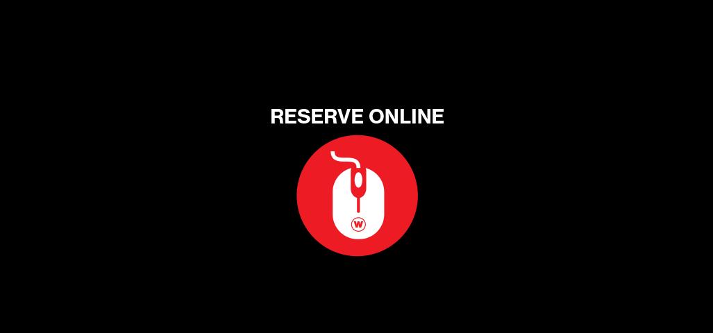 Reserve Online Curbside Pickup