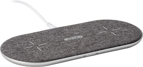 Ventev wireless chargepad duo