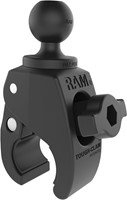 RAM Mounts RAM Tough-Claw Small Clamp Base with Ball - B Size