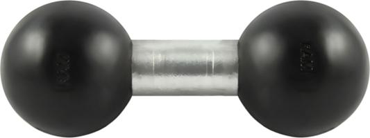 RAM Mounts RAM Double Ball Adapter - C Size