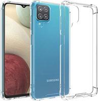 Blu Element - Galaxy A12 DropZone Clear Case