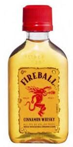 Charton-Hobbs Fireball Cinnamon Whisky 50ml
