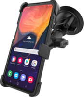 RAM Mounts Samsung XCover Pro RAM EZ-Roll'r Suction Cup Mount