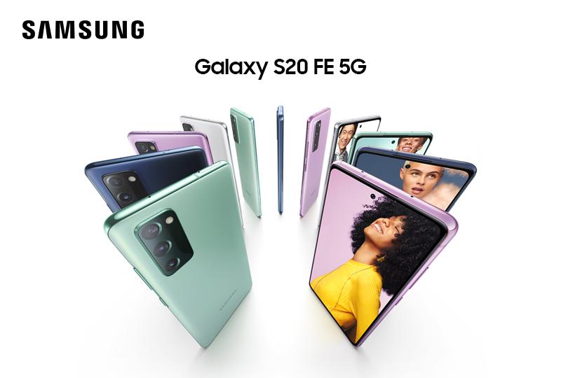 Image of Samsung Galaxy S20 FE 5G