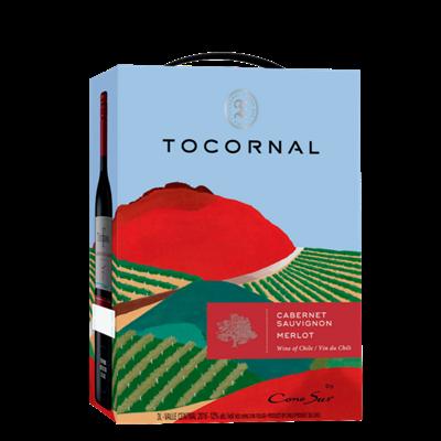 Authentic Wine & Spirits Cono Sur Tocornal Cabernet Merlot 3000ml