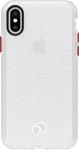 Nimbus9 iPhone XS/X Phantom2 Clear Case with Metallic Buttons