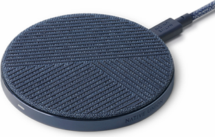 Native Union Drop Qi Wireless Charger Fabric 10W V2