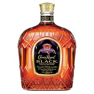 Diageo Canada Crown Royal Black 1140ml