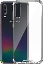 Blu Element Galaxy A70 DropZone Clear Rugged Case