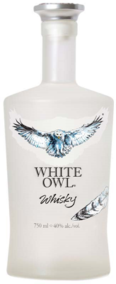 Highwood Distillers White Owl Whisky 750ml