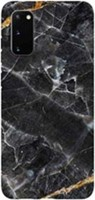 Uunique London Galaxy S20 Nutrisiti Eco Printed Marble Case