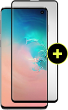 Gadget Guard Galaxy S10 Black Ice+ Cornice Flex Edition