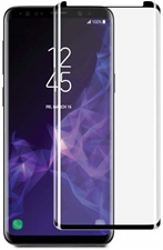 Blu Element Galaxy S9+ 3D Glass Case with Installation Kit