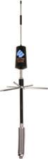 weBoost Wilson short trucker antenna w/spring - dual band 800/1900,FME female