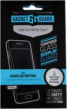 Gadget Guard LG K20/Harmony/Grace LTE Black Ice Edition Tempered Glass Screen Guard