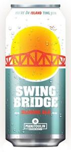 Not Represented Manitoulin Swing Bridge Blonde Ale 473ml