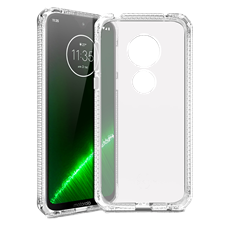 ITSKINS Itskins - Spectrum Clear Case For Motorola Moto G7 Play
