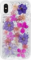 Case-Mate iPhone XS/X Karat Petals Case