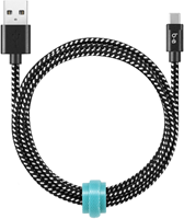 Blu Element USB Type-C 4ft Braided Charge/Sync Cable